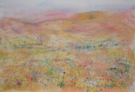 Exmouth Landscape beginning